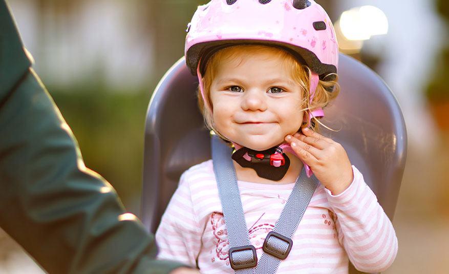 Cykelsits, cykelvagn – eller annat alternativ?