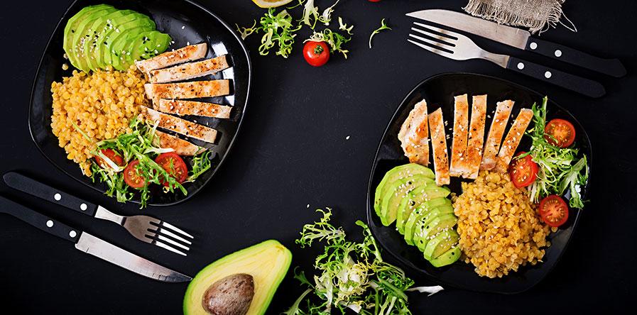 Jämför matlagningstiden på matkassarna